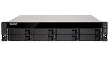 ذخيره ساز تحت شبکه NAS کیو نپ TS-832XU-RP-4G 8Bay Rack-Mount Diskless NAS